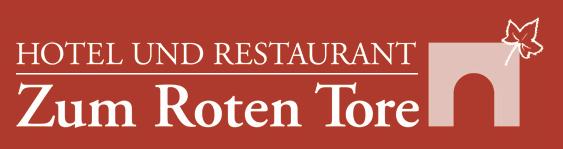 """Logo von """"Hotel und Restaurant """"""""Zum Roten Tore"""""""" KG"""""""